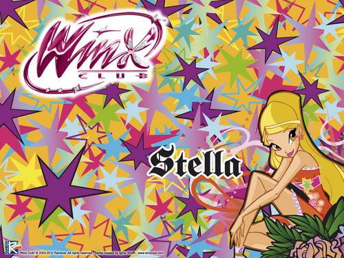 Official fond d'écran 2012 Stella City girl