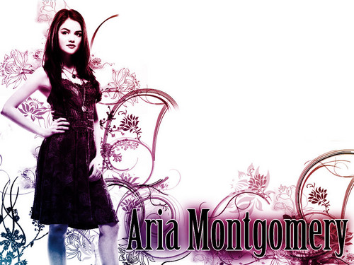 PLL - lucy-hale Wallpaper