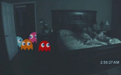 Pacman Ghost