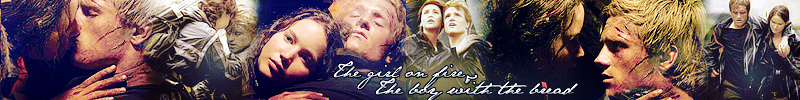 Peeta & Katniss [Banner]