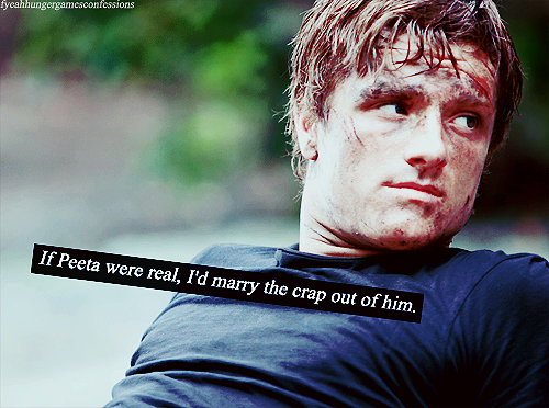 Peeta Mellark वॉलपेपर possibly containing a sign entitled Peeta Mellark