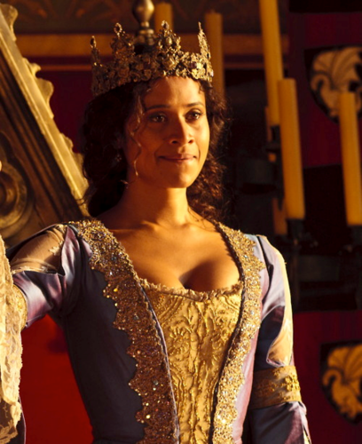 queen Guinevere of Camelot