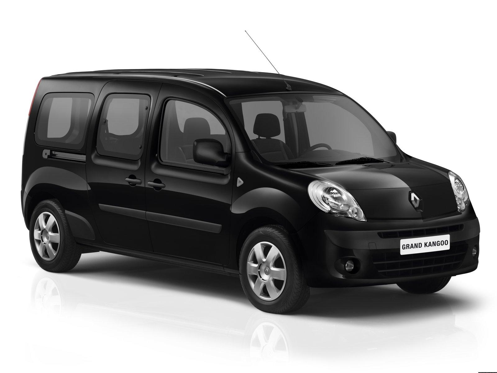 renault grand kangoo 7 seat van renault photo 30133912. Black Bedroom Furniture Sets. Home Design Ideas