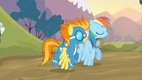 cầu vồng Dash and Spitfire