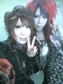 Rame (Black Gene For The Next Scene) & Koudai - royz photo