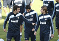Ramos,Albiol and Higuain