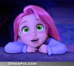 Rapunzel And Eugene S Younger Daughter Putri Disney Fan Art 30171886 Fanpop