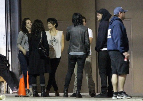 Rob & Kristen in LA, 26-03-2012