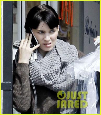 Rooney Mara: Thursday Errands