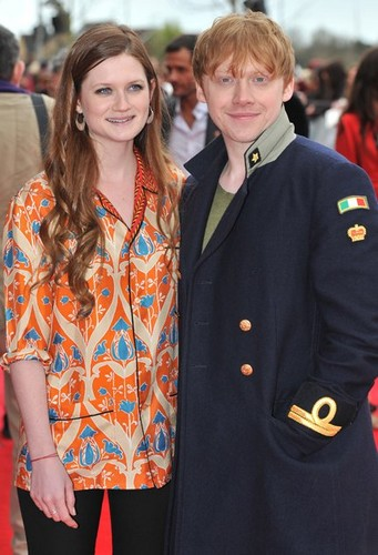 Rupert & Bonnie