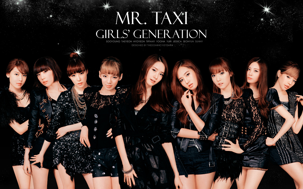 Mr. Taxi [Korean Version] [Version] Lyrics