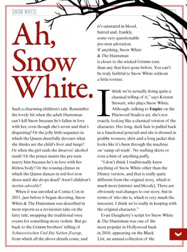 SWATH Empire Magazine Scans