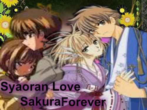 Sakura Cinta Syaoran