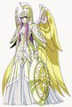 Saori (Athena) - saint-seiya-knights-of-the-zodiac photo