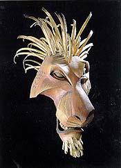 Scar 壁纸 titled Scar mask