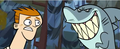 Scott VS Fang - total-drama-island screencap