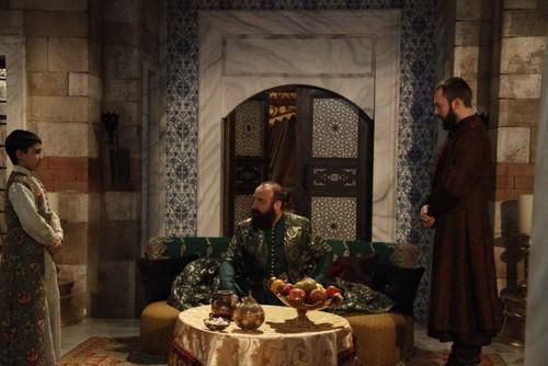 Sehzade ve Sultan ve Ibrahim-pasa