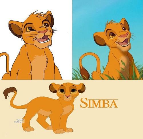 Simba Fanart