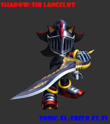Sir Lancelot <3