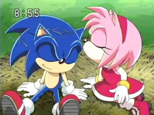 Sonic et Amy
