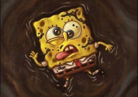Spongebob Oil