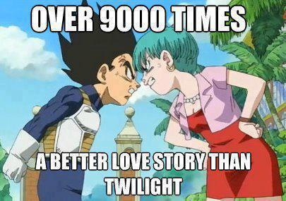 Still a better Amore story than Twilight