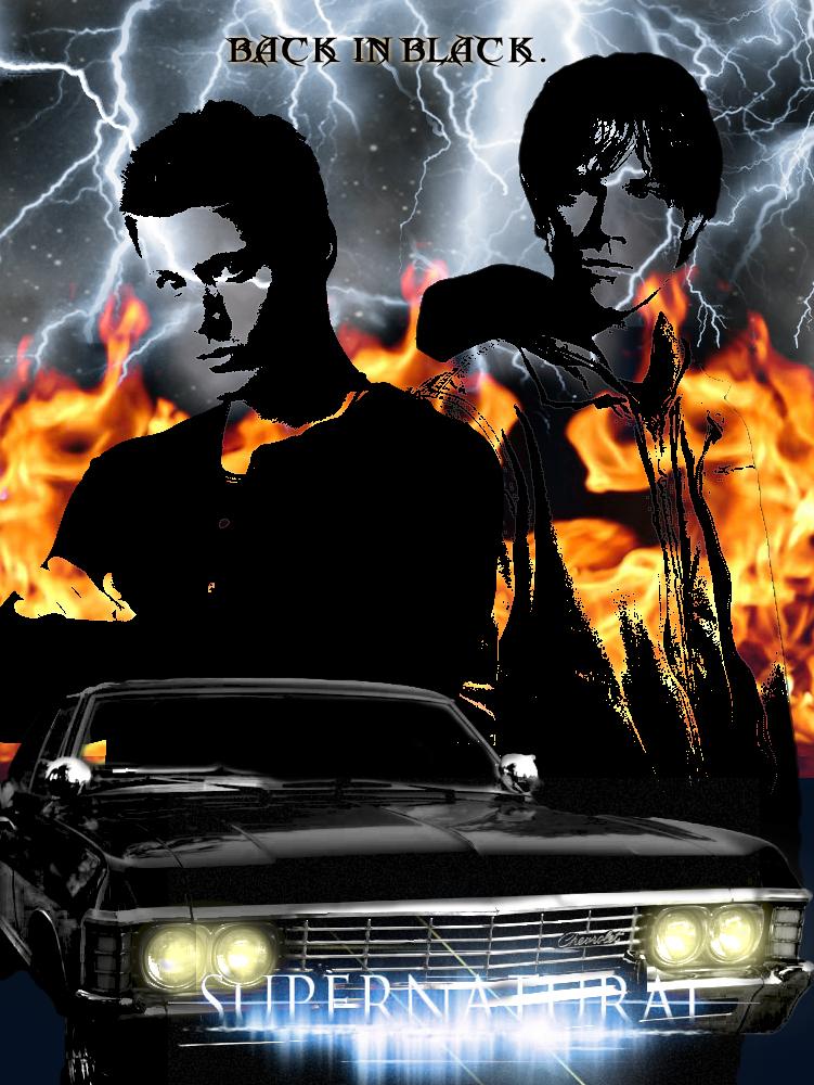Supernatural Poster Debzzies Buddies Amp Aka Homies Fan