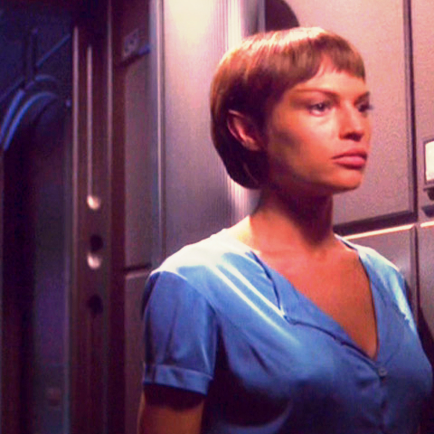 T'Pol - Extinction Fan Arts