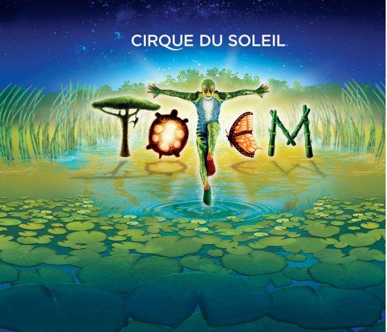 TOTEM によって Cirque du Soleil