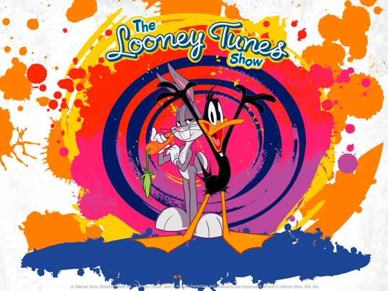 The Looney Tunes 显示