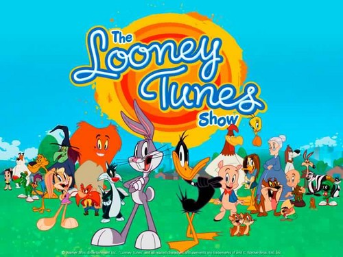 The Looney Tunes 表示する