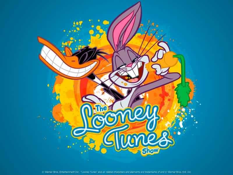 The Looney Tunes 表示する