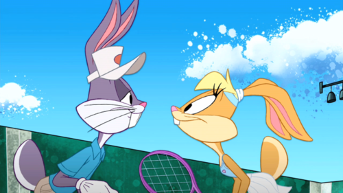 The Looney Tunes Zeigen Hintergrund containing Anime called The Looney Tunes Zeigen