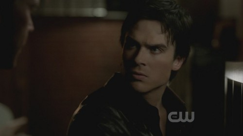Damon Salvatore wallpaper possibly with a portrait entitled The Vampire Diaries 3x18 The Murder of One HD Screencaps