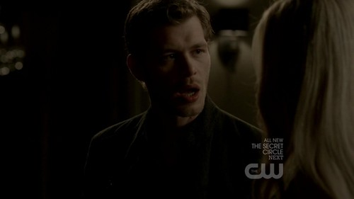 Klaus wallpaper with a portrait entitled The Vampire Diaries 3x18 The Murder of One HD Screencaps