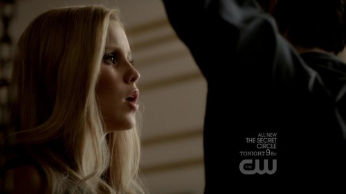 The Vampire Diaries 3x18 The Murder of One HD Screencaps - rebekah Screencap