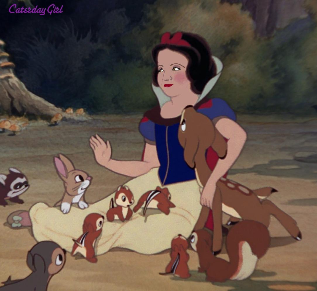 The Voice of Snow White