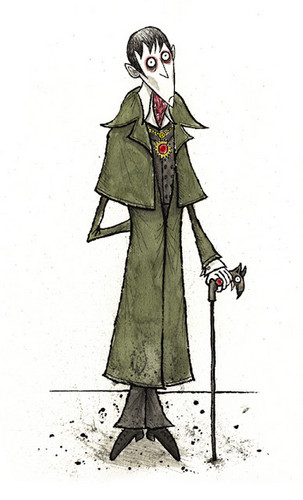 Tim Burton's Dark Shadows - Barnabas Collins (Pop Culture Series)