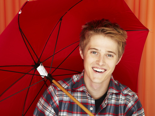 Lucas Grabeel wallpaper with a parasol entitled Toby Kennish