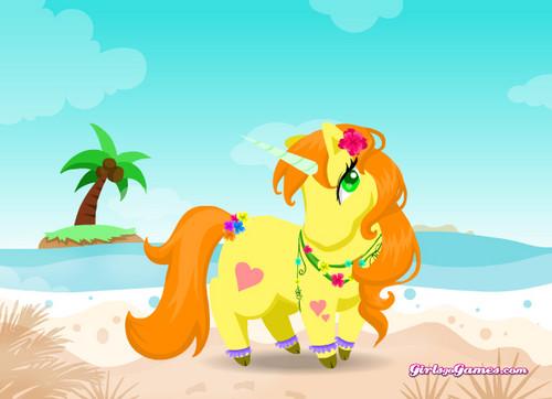 Tropical Unicorn. Daily Challenge #4
