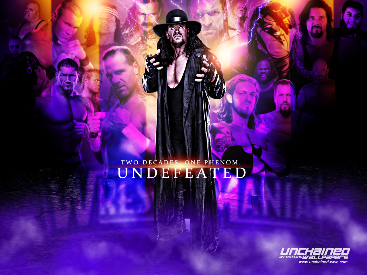 Undertaker-Undefeated