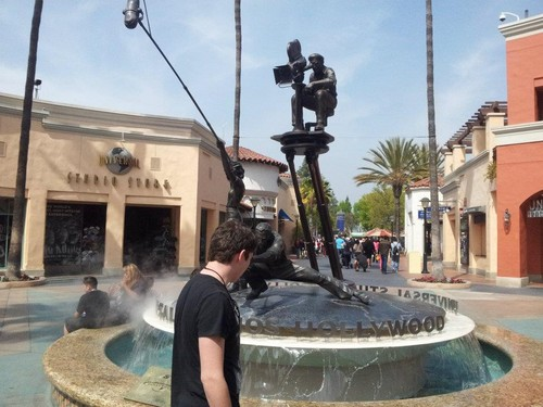 Universal Studios - damian-mcginty Photo
