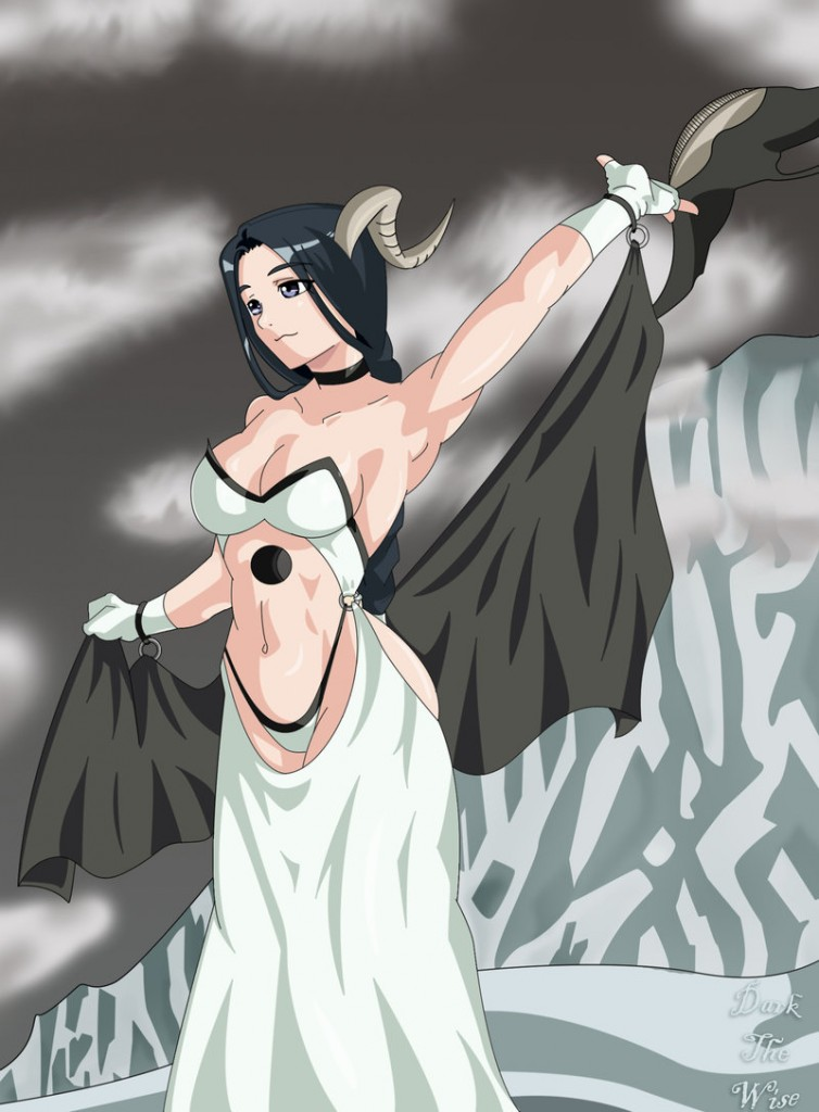 Captain unohana naked