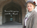 Unravel the mystery with Miss Marple - miss-marple wallpaper