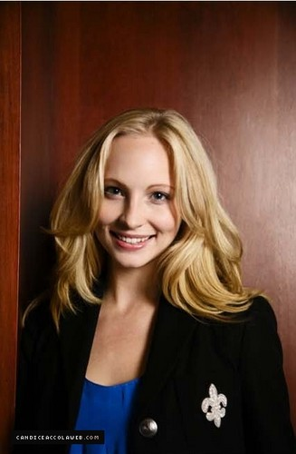Untagged portraits of Candice at the 2008 Toronto International Film Festival.