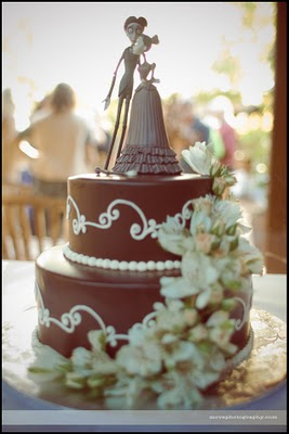 Victor & Victoria Wedding Cakes ^-^ - victor-van-dort-and-victoria-everglot Photo
