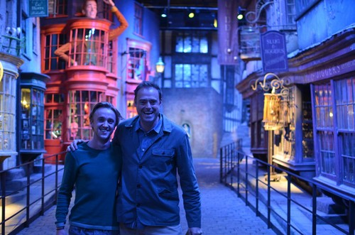 WB Studio Tour Opening - March 29, 2012 - HQ