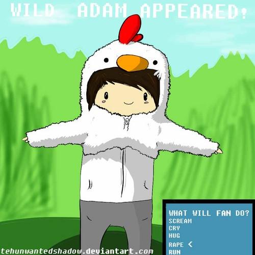 Wild ADAM appeared!
