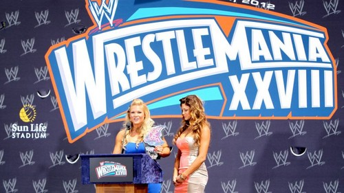 Wrestlemania 28 Press Conference
