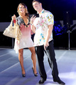Wrestlemania Fashion Show